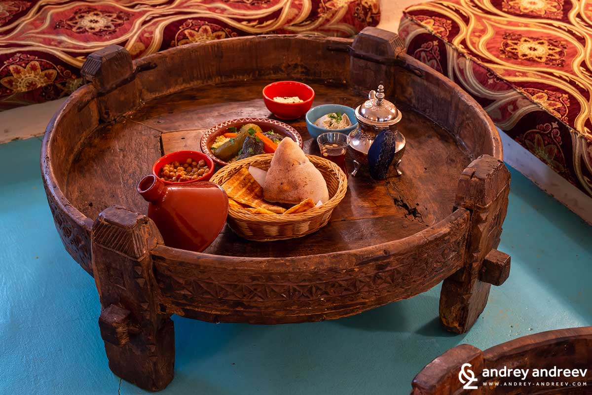 Restaurant Annette - Moroccan restaurant in Sofia Bulgaria