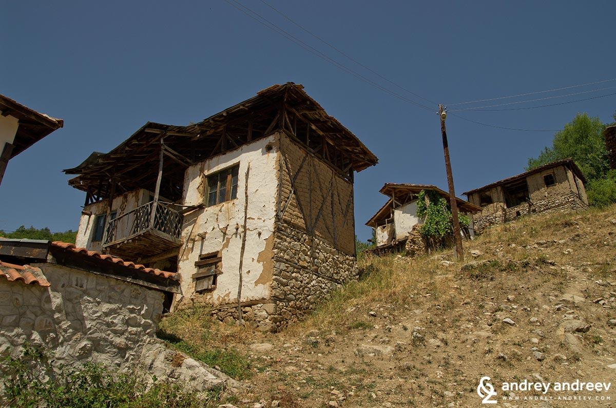 Къщичка в село Кашина
