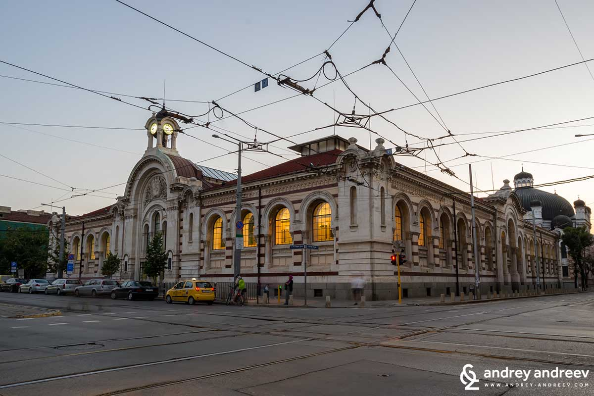 Central Market Hall, Sofia