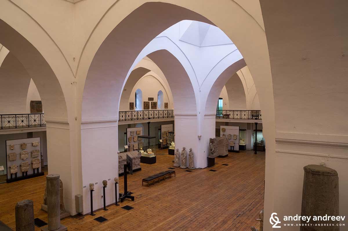 Националния археологически музей