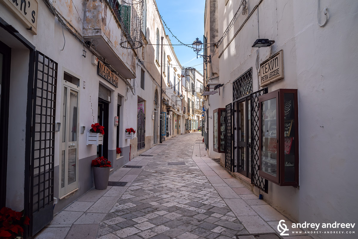 Streets of Otranto