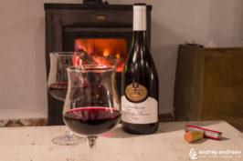 Sansi - червено вино от Златен Рожен