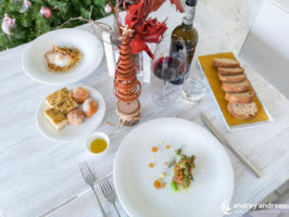 Osteria Origano, Menhir winery, gourmet restaurant in Puglia at Minervino di Lecce, Salento area in South italy