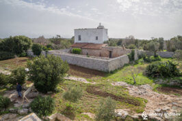 Masseria Santu Lasi in Salento, Puglia, South Italy