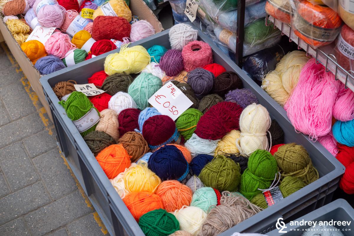 Цветове по пазарра