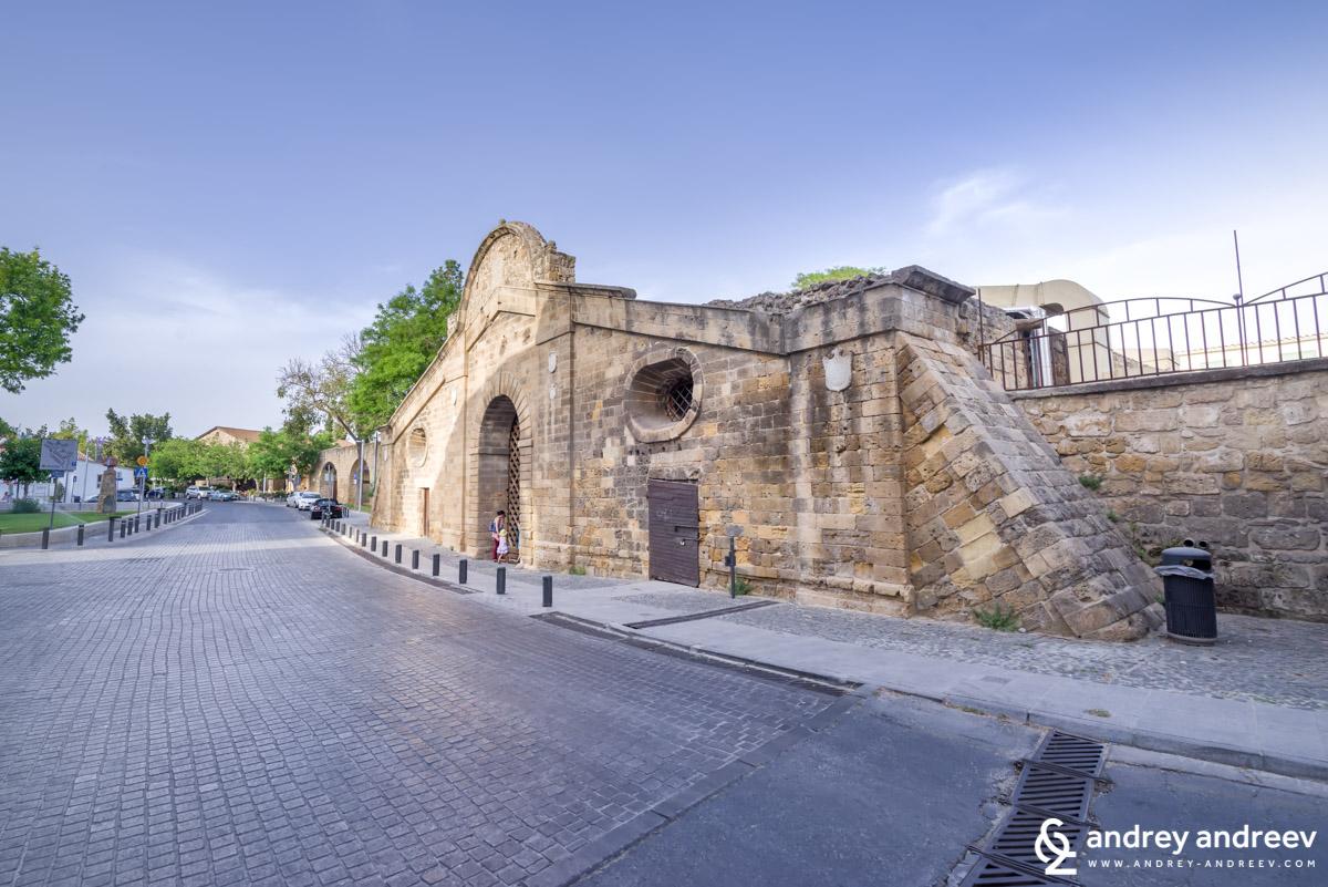 Порта Фамагуста в Никозия