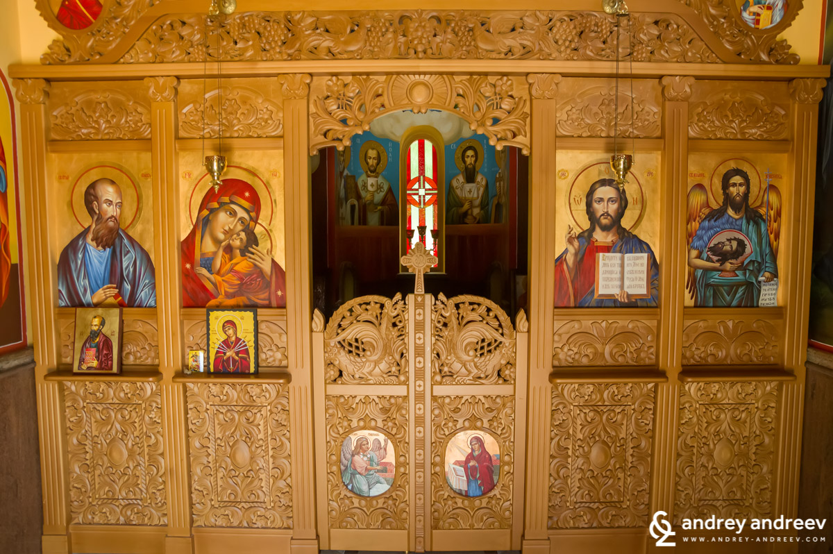 The St. Apostle Pavel chapel is one of the new attractions in Ognyanovo