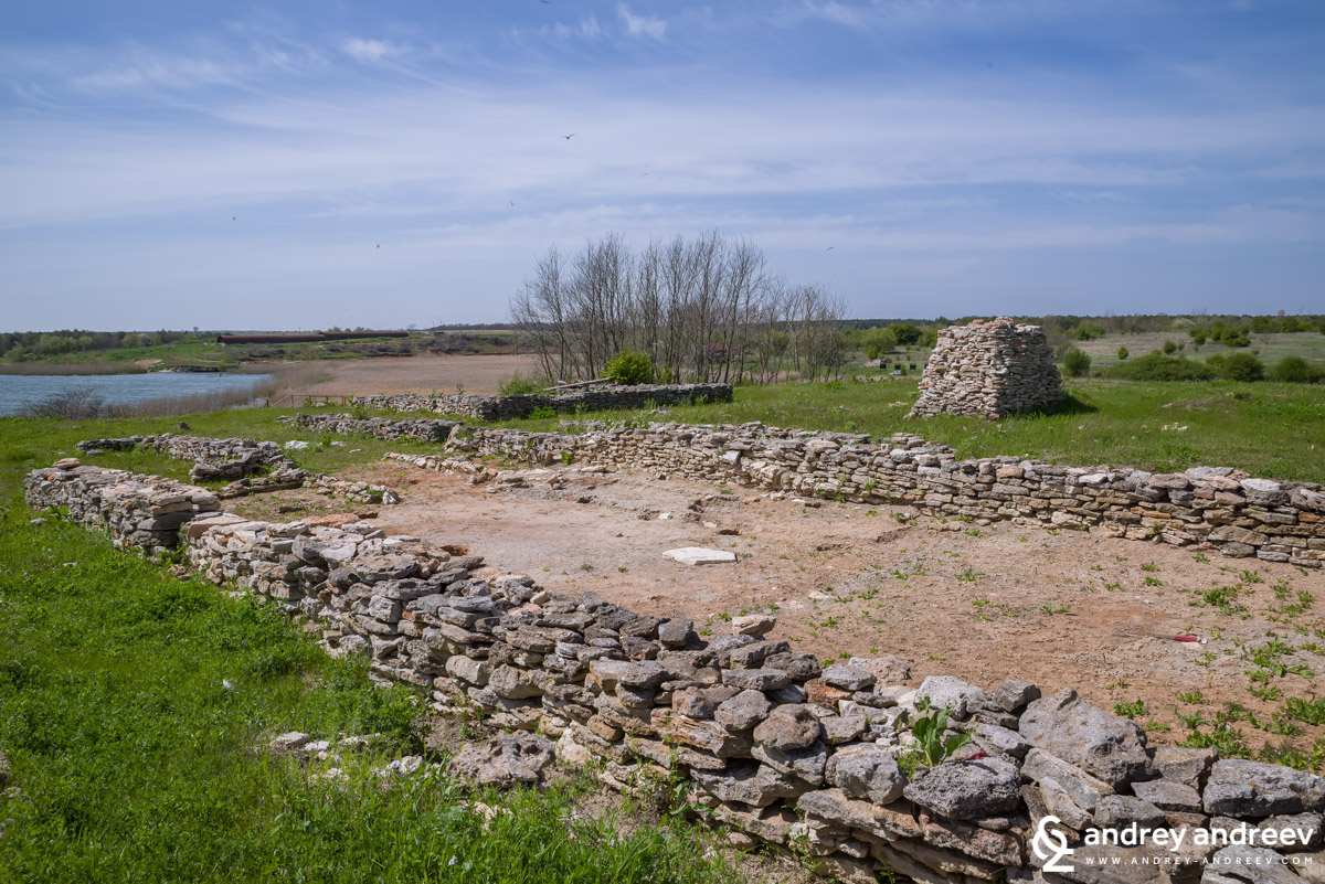 Големият остров на Дуранкулашкото блато - забележителности по Северното Черноморие
