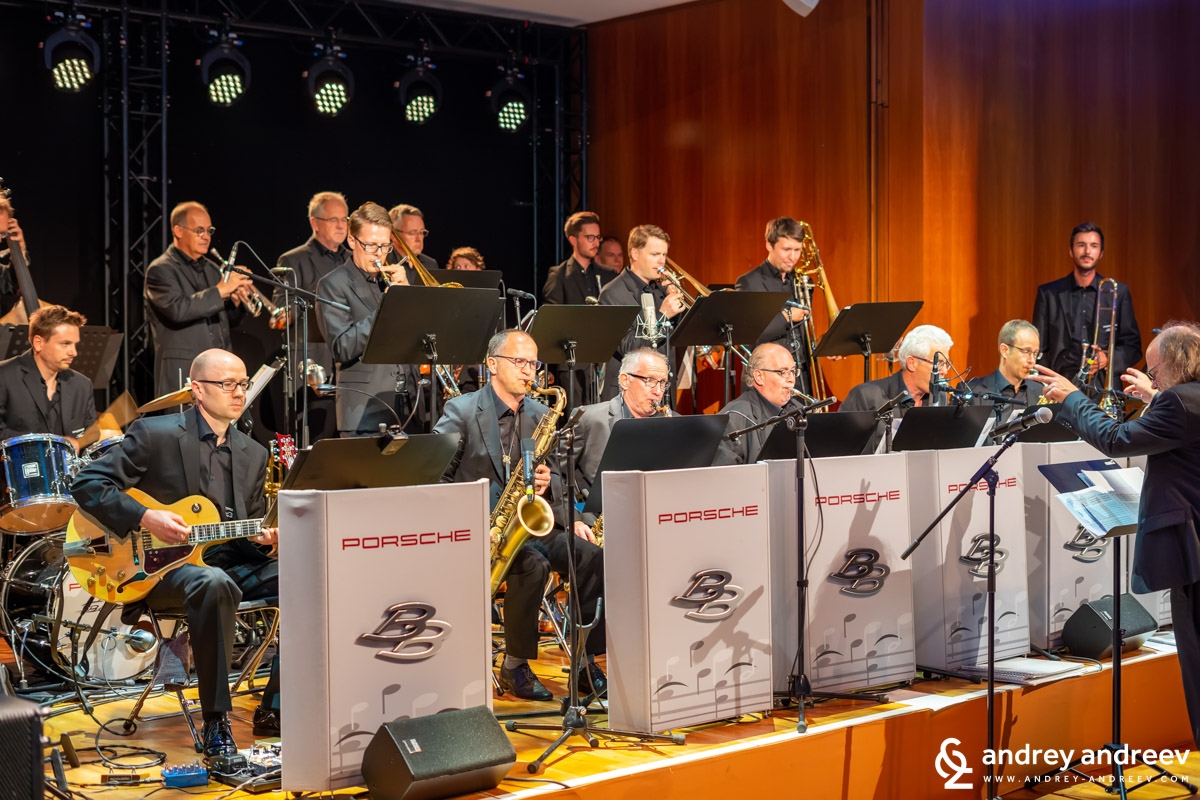 The Porsche Big Band