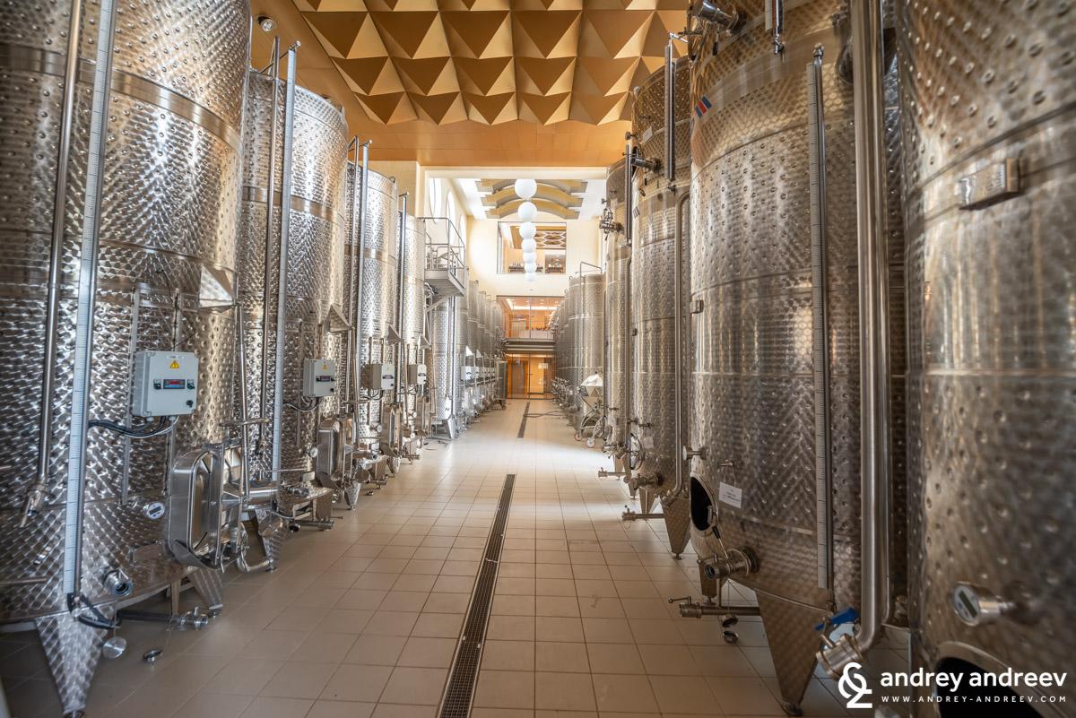 Разходка из винарната