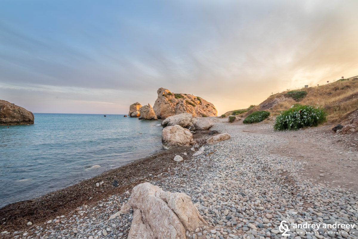 Плажът на Афродита
