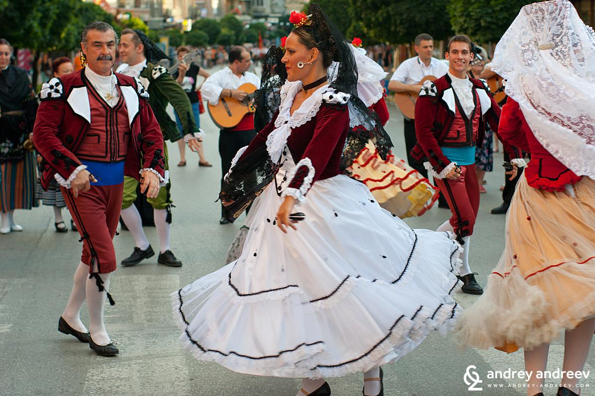 Международен фолклорен фестивал Велико Търново