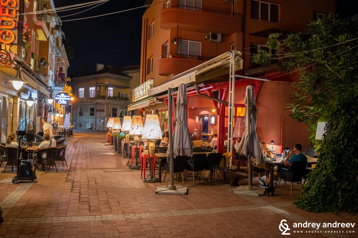 Ресторант Хемингуей в Пловдив - ресторанти в Пловдив, ресторант в Пловдив, хубав ресторант в Пловдив