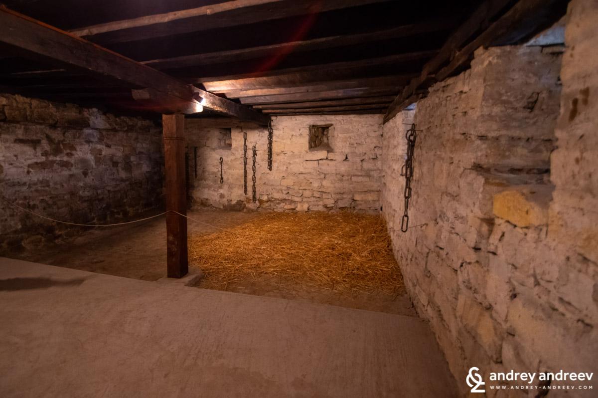 Музей Затвор във Велико Търново