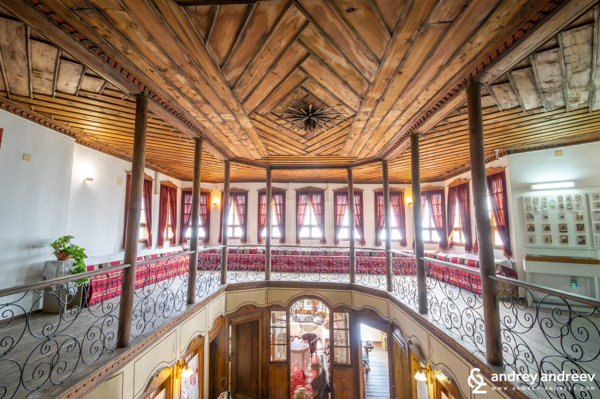 Сарафкината къща във Велико Търново