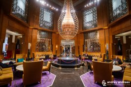Mövenpick Hotel Mansour Eddahbi Marrakech Movenpick хотел Маракеш луксозен хотел в Маракеш