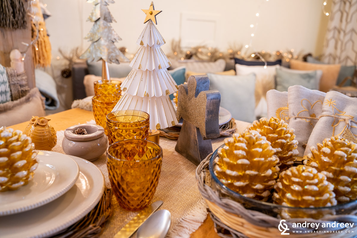 More Christmas coziness in Puglia