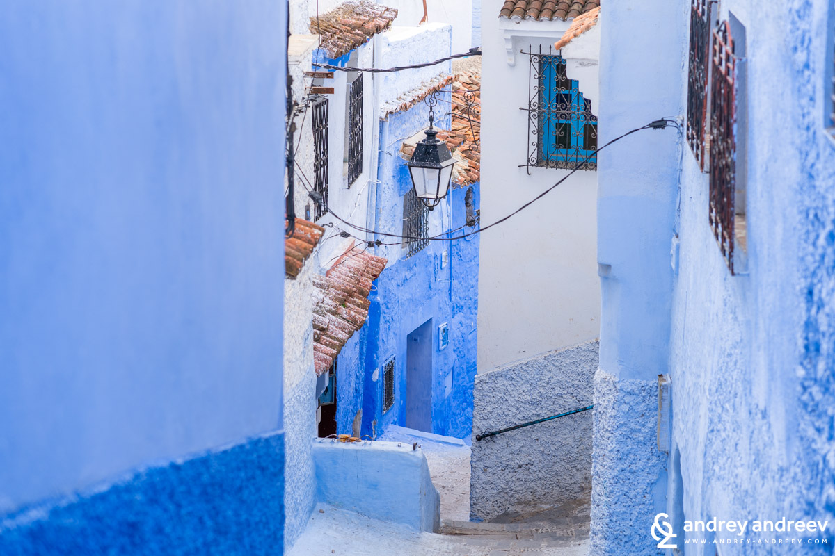 More shades of Chefchaouen