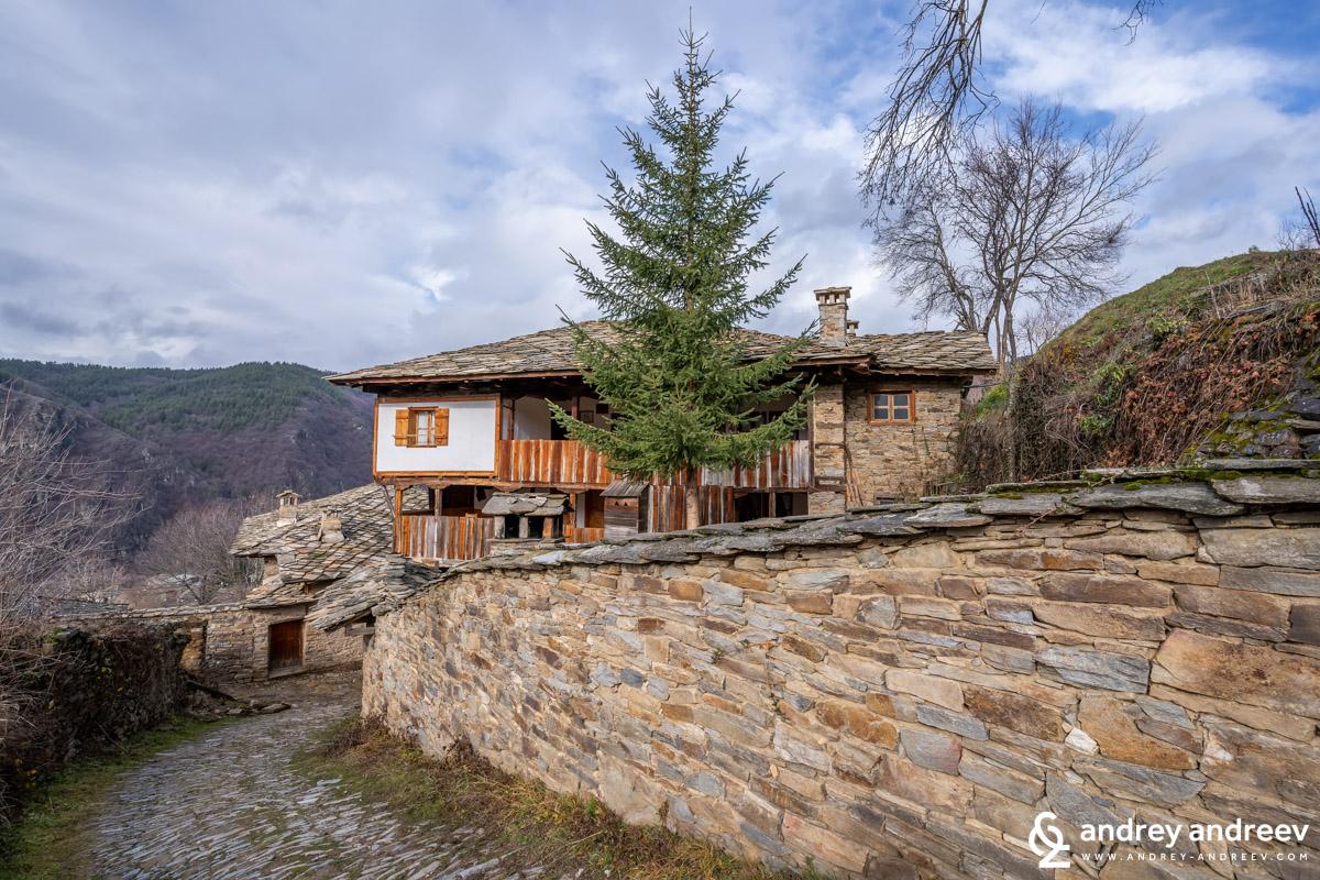 Kovachevitsa village, Bulgaria
