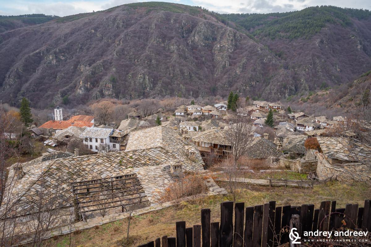 The roofs of Kovachevitsa