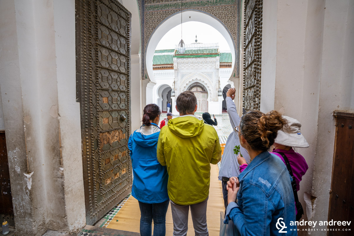 Sightseeing in Fes