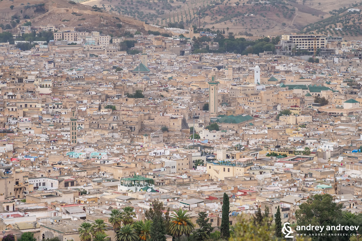 The Medina of Fes, Fes el Bali, Moroco
