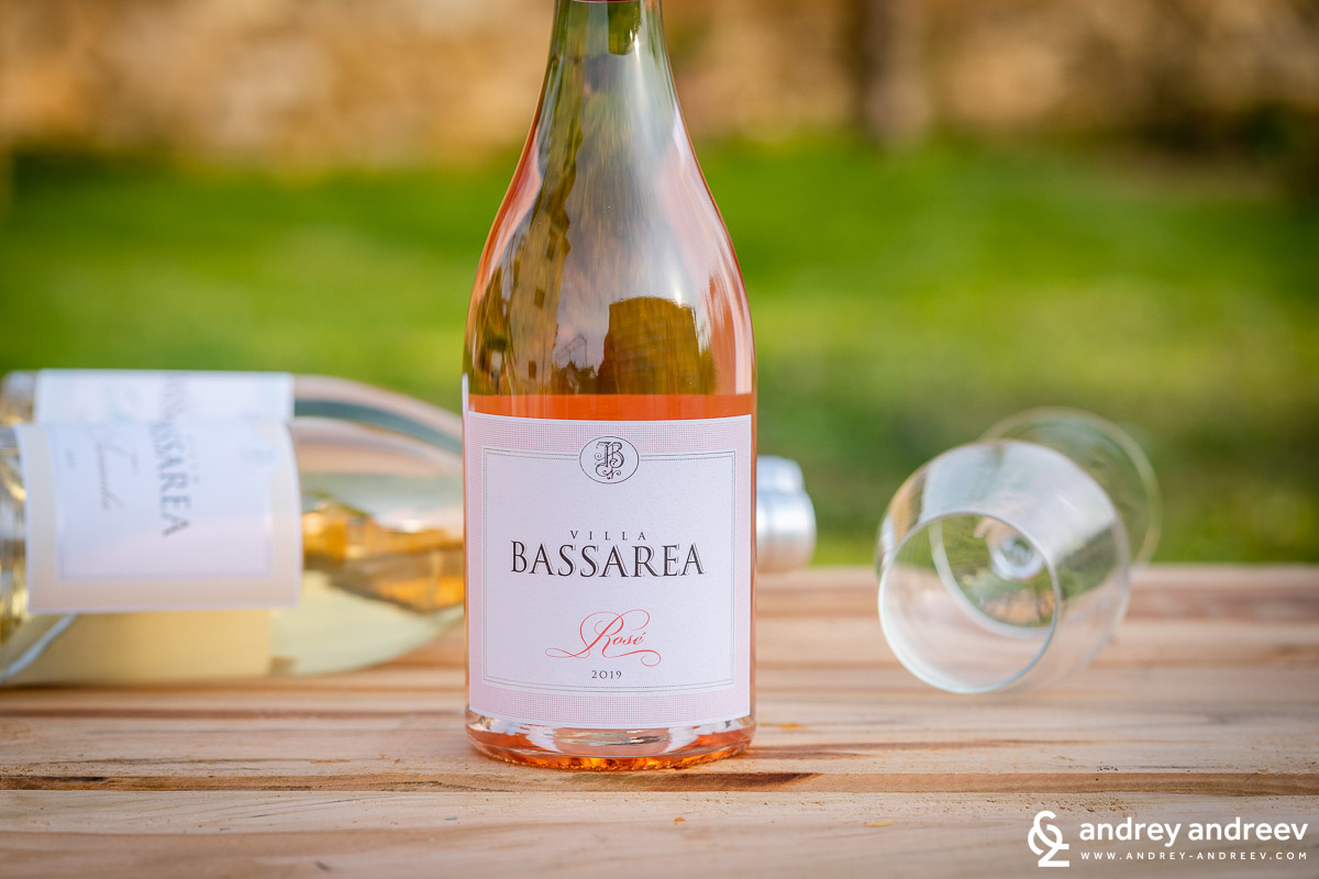 Розе от Памид 2019, Villa Bassarea