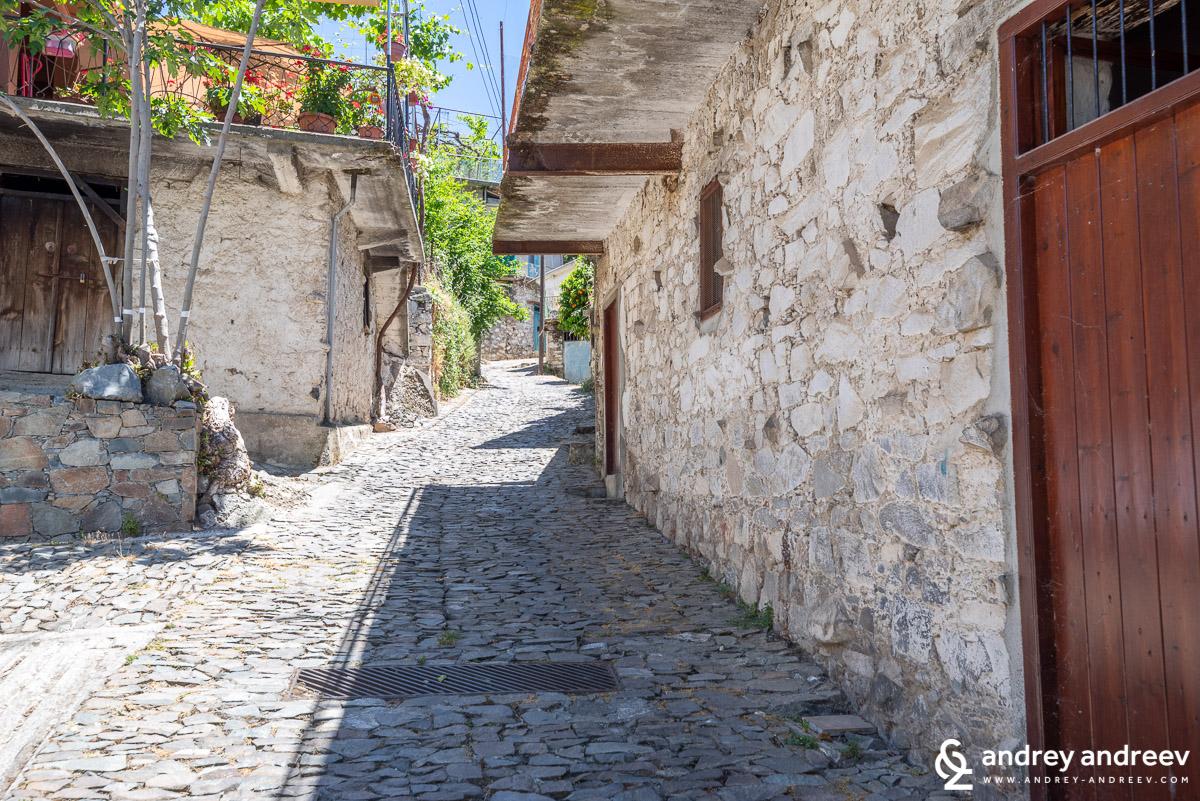 Село Палехори
