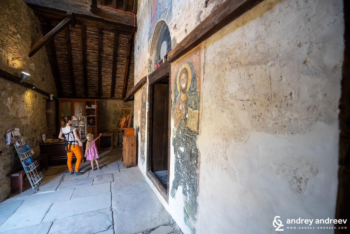 ЦъЦърквата до село Галата - Παναγίας της Ποδίθουрквата до село Галата - Παναγίας της Ποδίθου