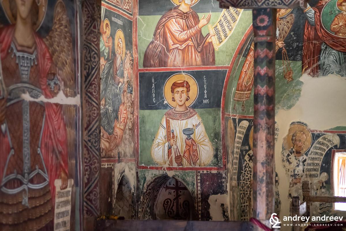 """Църквата """"Архангел Михаил"""" в Педулас (Αρχαγγέλου Μιχαήλ)"""
