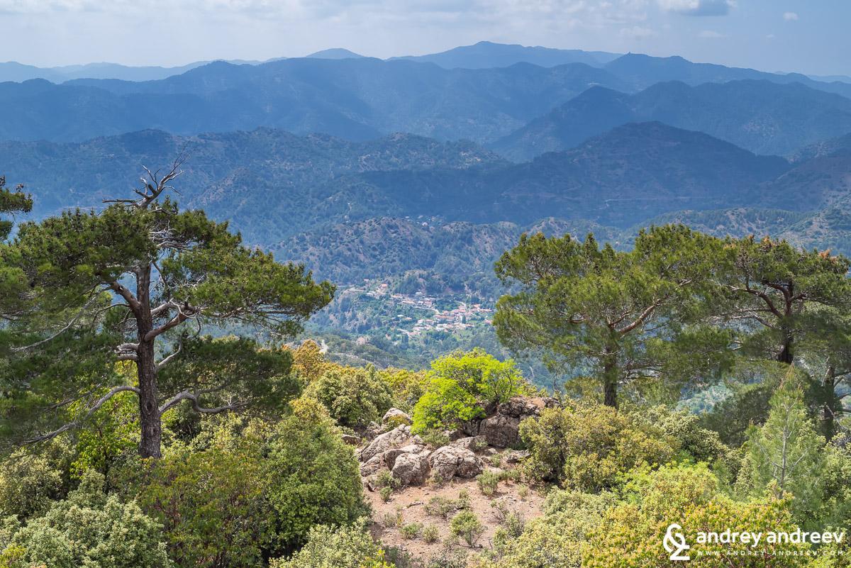 Планина Троодос