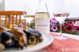 Villa Bassarea Tamianka wine 2019