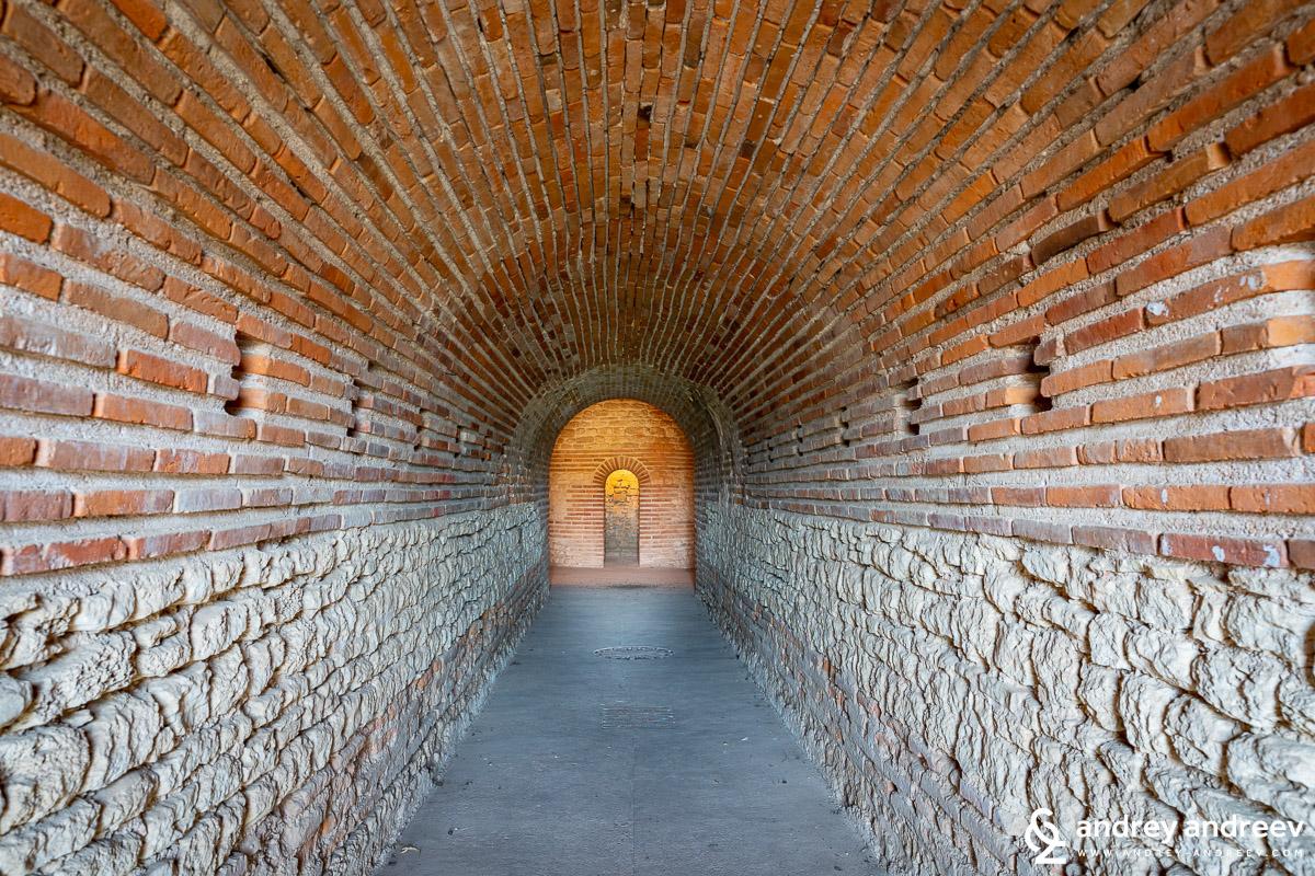 Входния коридор