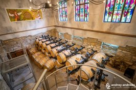 Избата на винарна Ялово