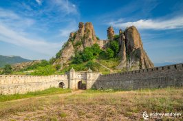 Belogradchik rocks and fortress, Bulgaria
