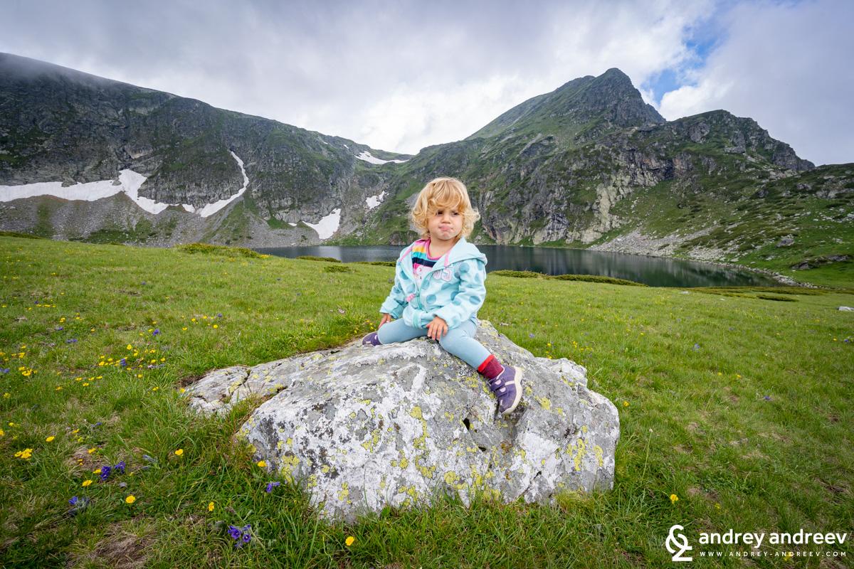 Little Adriana near Babreka lake