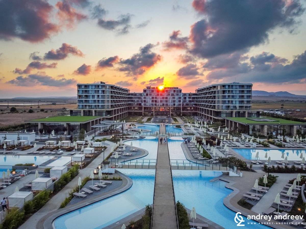 Wave Resort Pomorie Bulgaria