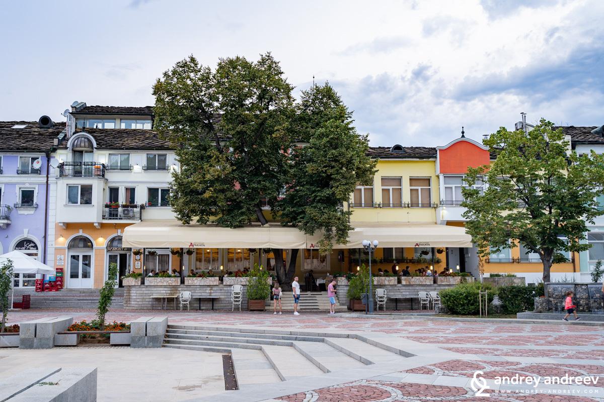 Ресторант Драката в Ловеч
