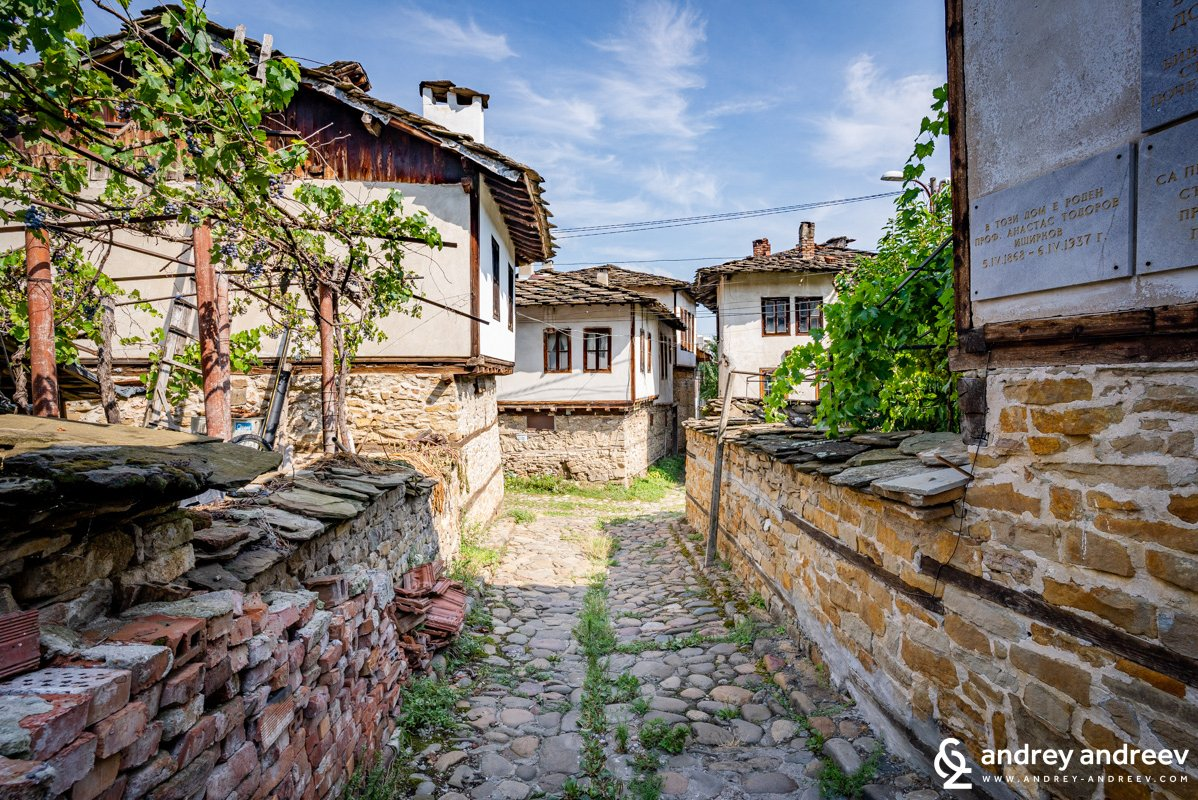 The streets of Varosha, Lovech