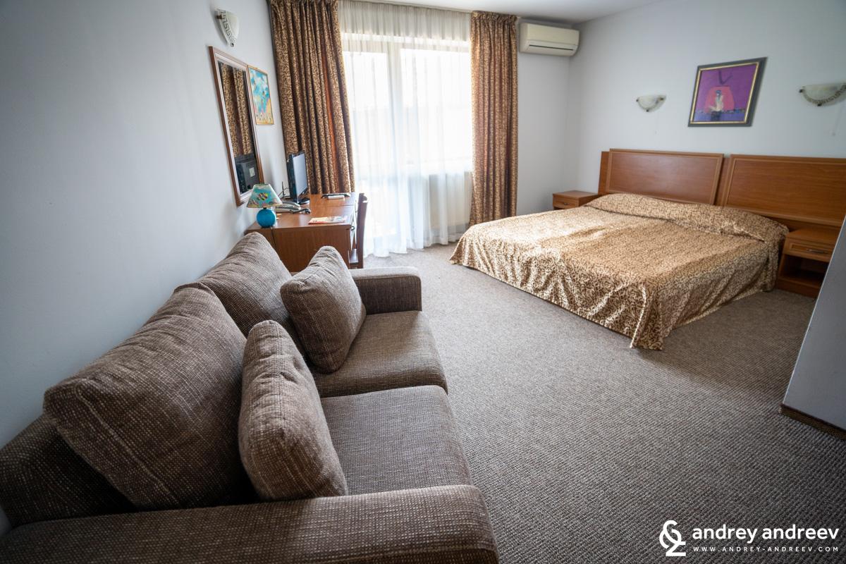 Стая в хотел Вароша