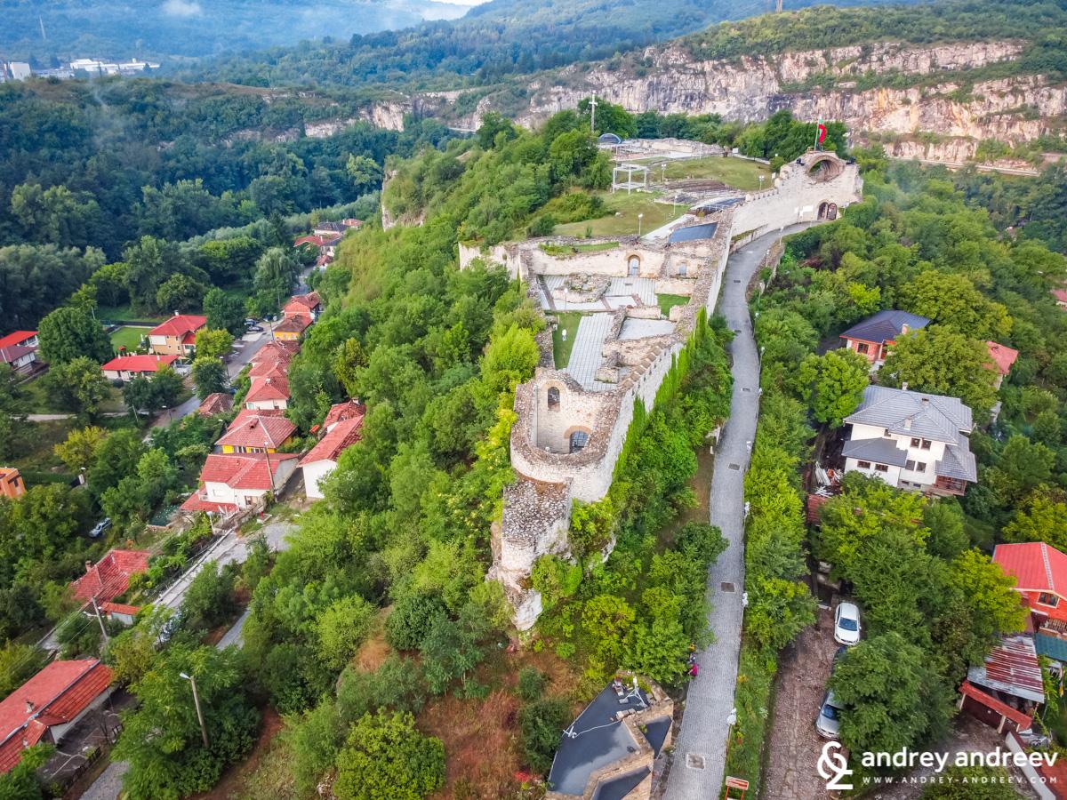 Ловешката крепост Хисаря