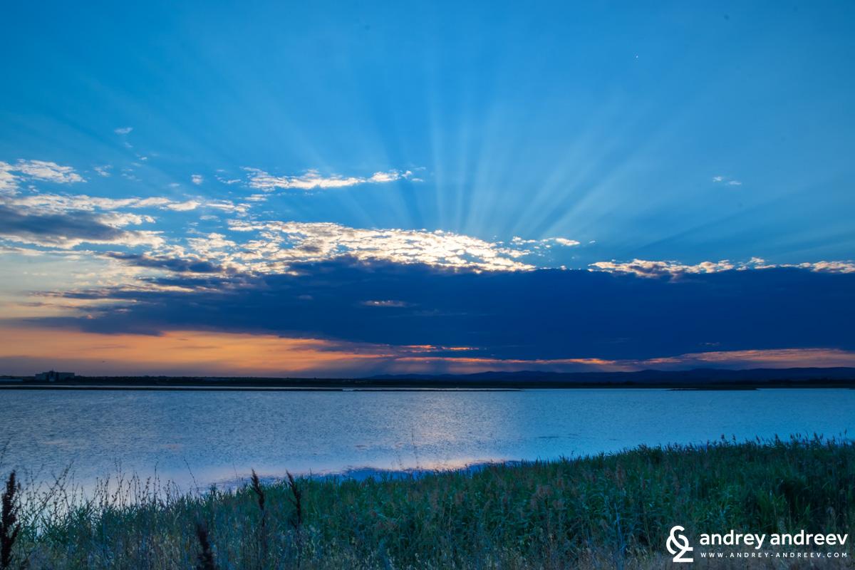 Поморийското езеро