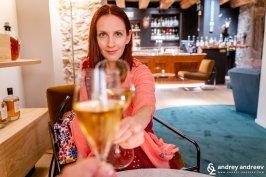La Table d'Olivier Nasti - първото ни Michelin преживяване
