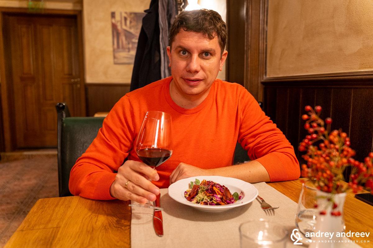 Андрей в Bourchier House София