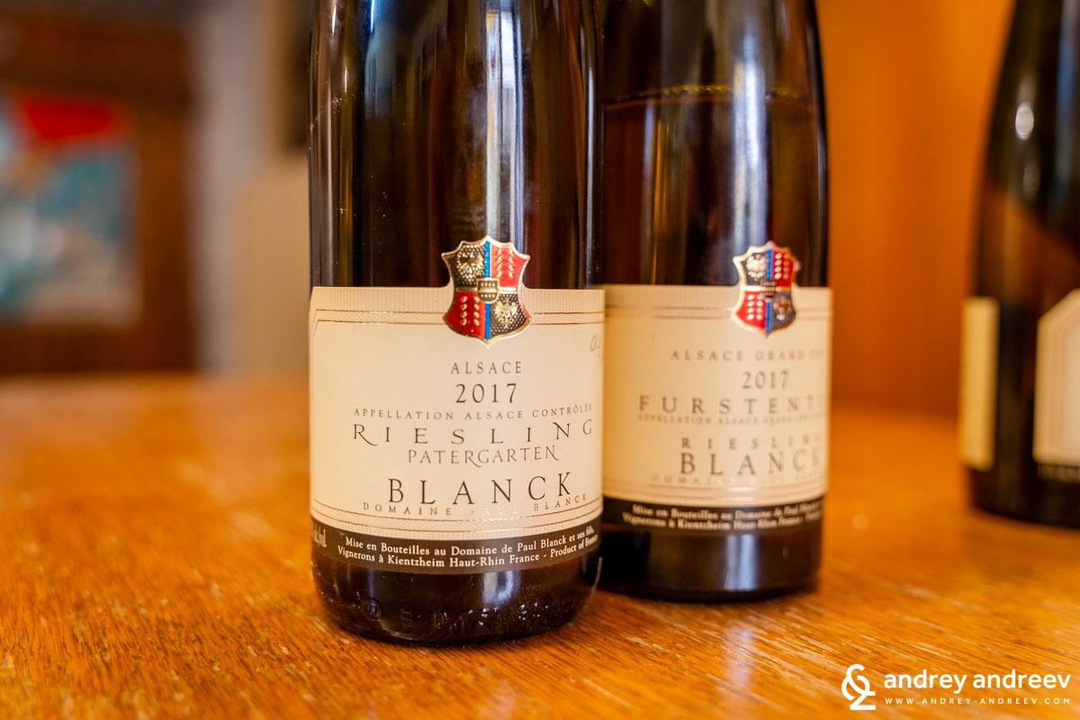 Patergarten Riesling 2017 - Domaine Paul Blanck et Fils, Alsace