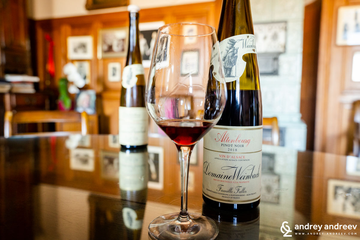 Pinot Noir Altenbourg from Domaine Weinbach