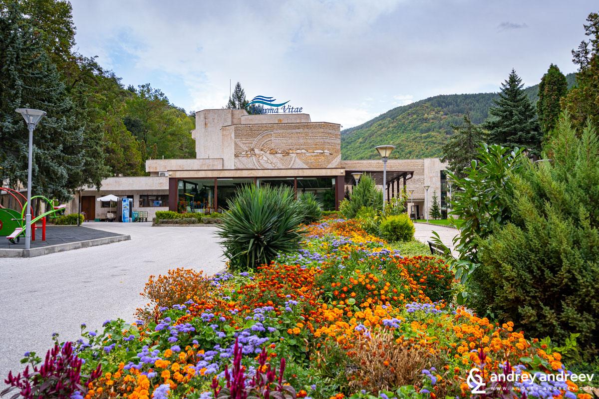 Хотел Therma Vitae – Профилакториум Огняново
