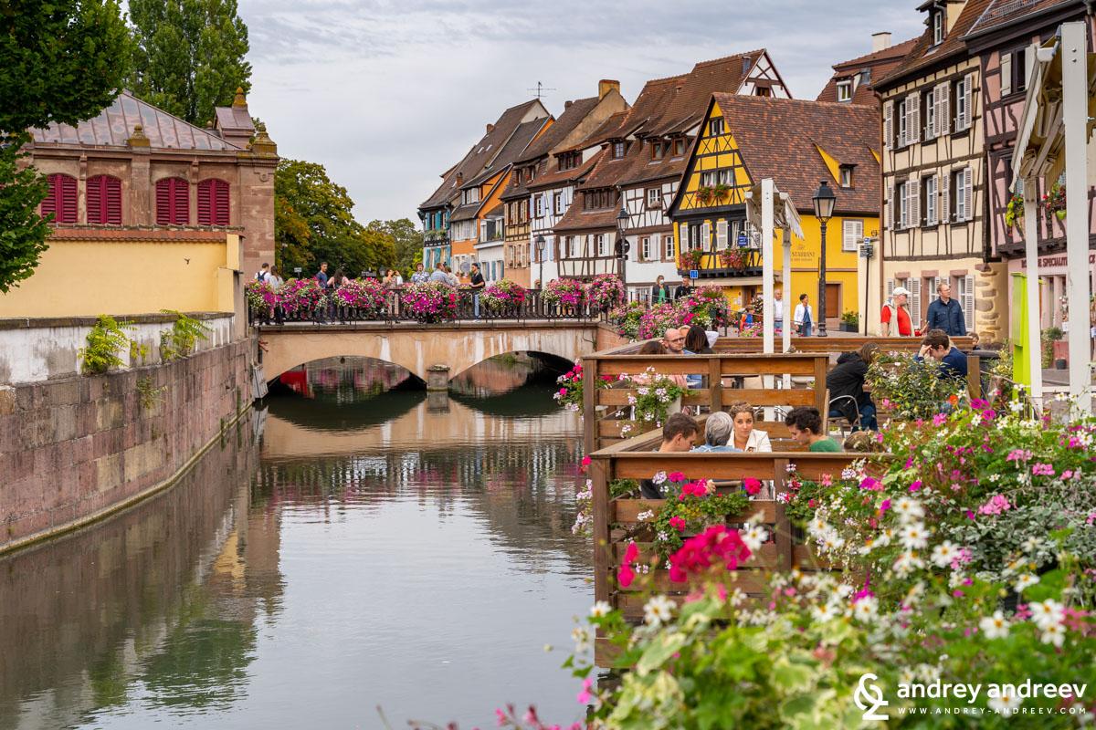 """La Petite Venise"" – the Little Venice in Colmar"