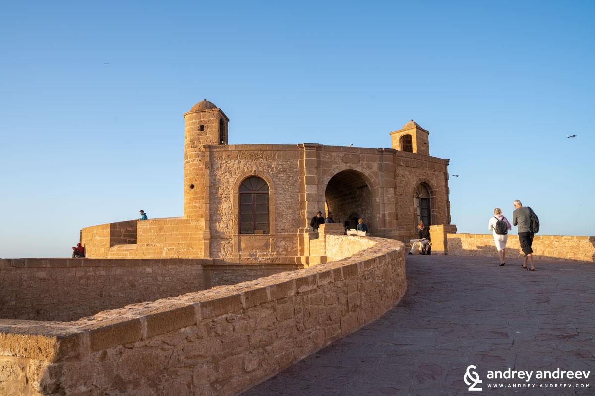 Крепостта на Есауира - Могадор