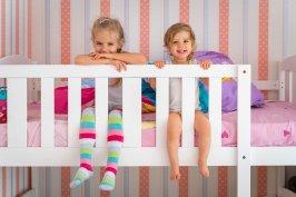 Ани и Ади на новите си легла с матраци латекс от ЕКОН